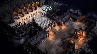 Diablo 2 Remastered - Act 4 Pandemonium Fortress - Fan Art