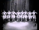 The Victoria Girls perform the Doll Dance De Forest Phonofilm 1928