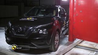 Euro NCAP Crash & Safety Tests of Nissan Juke 2019