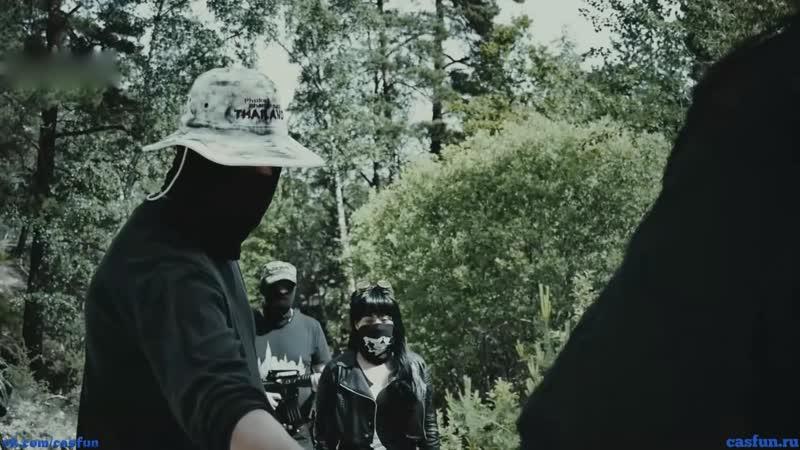 Шведские солдаты аутисты фильм AZAB