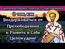 О том как Воздерживаться от Прелюбодеяния и Развить в Себе Целомудрие свт Иоанн Златоуст