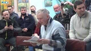 Встреча главы округа Михаила Слепухина с инициативной группой посёлка Баранчинский