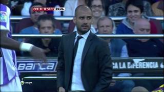 Season 2009/2010. FC Barcelona - Real Valladolid CF - 4:0