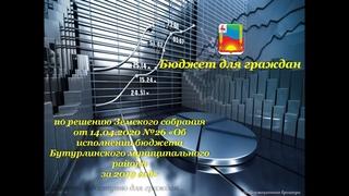 Исполнение бюджета за 2019 год (по решению Земского собрания)
