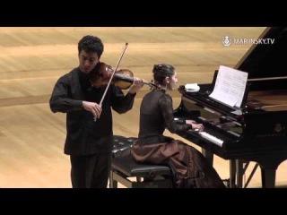 Сергей и Лусине Хачатрян играют Брамса