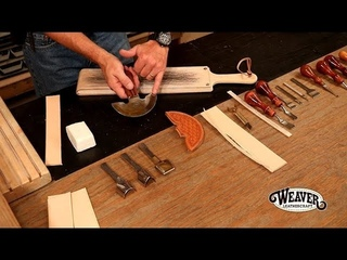 The Leather Element: Sharpening 7 Basic Shop Tools