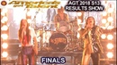 The Struts and Courtney Hadwin Perform Piece of My Heart Finale Americas Got Talent AGT