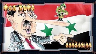 Syria conflict. Turkey launched a large-scale artillery attack on Syrian army in Aleppo