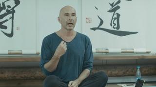 Медитация-движение-письмо на  Integral Dance Forum 2019