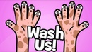 Wash your hands Children's Song | Wash us - Healthy habits Song | Hooray Kids Songs Nursery Rhymes