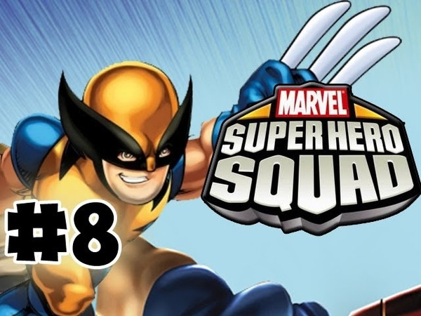 Marvel Super Hero Squad The Infinity Gauntlet Part 8 Gameplay Walkthrough HD