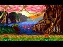 Samurai Shodown II 1994 остров «Джунгли Зеленого Ада», болото