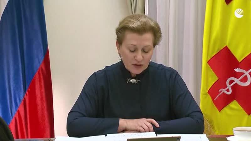 Анна Попова. В России выявили 1424 мутации коронавируса.mp4