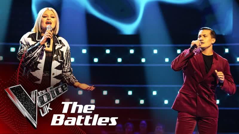 Oli Ross vs Dean John Wilson Take Me To Church The Voice UK 2020