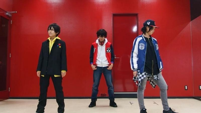 【ヒプノシスマイク】IKEBUKURO WEST GAME PARK 踊ってみた【郎s】 sm33934383