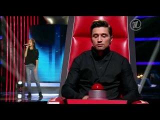 The Voice Kids Russia 2014, Michelle Petrovich *Skyfall* [HD] DRAGOFIVE-TV