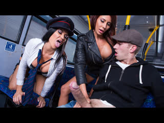 Brazzers Madison Ivy, Jasmine Jae - Tour Of London Part One Remastered NewPorn2020
