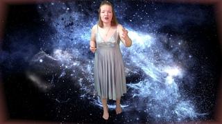 Я стою на пороге Вселенной...