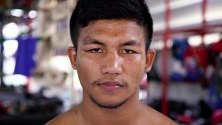 Rodtang's INTENSE Muay Thai Training