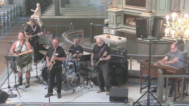 Vesa Takala AMB The Blues Band - House of the Rising Sun