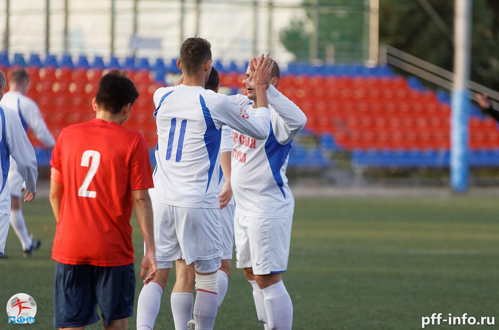 Водоканал – Кубок 8х8. 1/8 финала. Матч тура