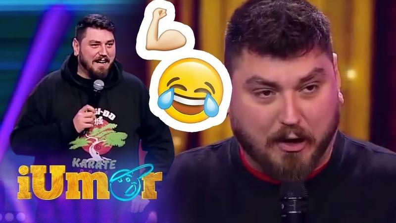 Stand up comedy marca Micutzu Colaj cu toate aparițiile la iUmor