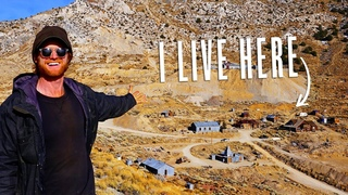 13 Months Living In An Abandoned Ghost Town!