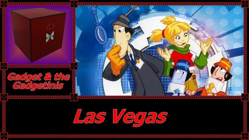 Amonimus VS Gadget the Gadgetinis (Las Vegas)
