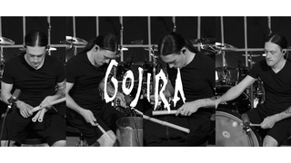 KRIMH - Gojira - The Art of Dying