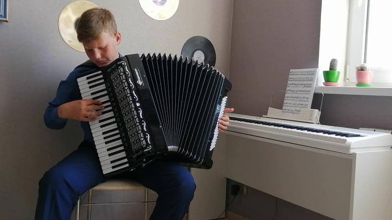 Георгий Шендерев Русский танец