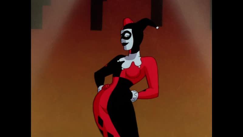 Batman Animated Series S02E07 - Harlequinade