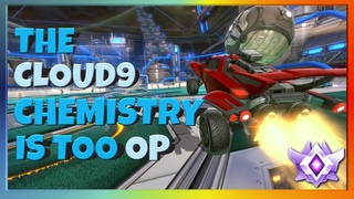 THE CLOUD9 CHEMISTRY IS TOO OP | ROCKET LEAGUE GRAND CHAMPION 2V2