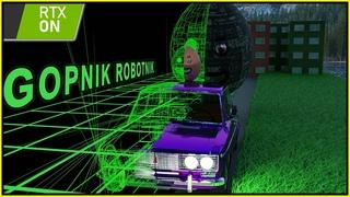 Alan Aztec - Gopnik Robotnik