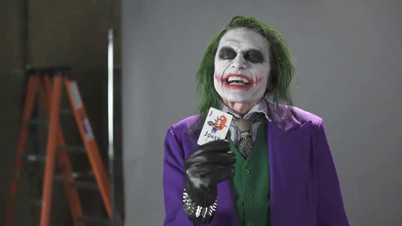 Joker we deserve