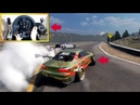 Silvia S15 Tandem Drift Gameplay Steering Wheel Shifter Car X Drift Racing Multiplayer