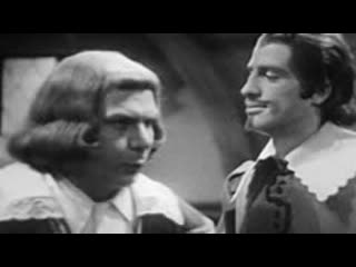 Три мушкетёра (Les Trois mousquetaires, 1959), режиссер Клод Барма. Без перевода