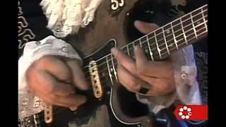 (4K) SRV - Little Wing (Live At Rockpalast '84)   Stevie Ray Vaughan & Double Trouble
