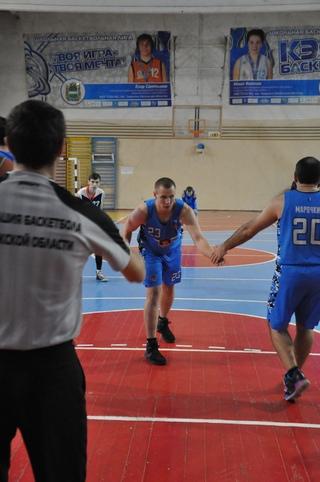 "МЛБЛ К.о., ""Pro Basket"" vs ""Адреналин"", 07.02.2020"