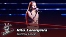 Rita Laranjeira - Skinny Love | Prova Cega | The Voice Portugal