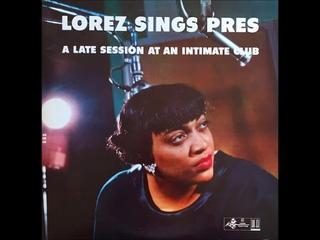 A FLG Maurepas upload - Lorez Alexandria - D.B. Blues - Jazz