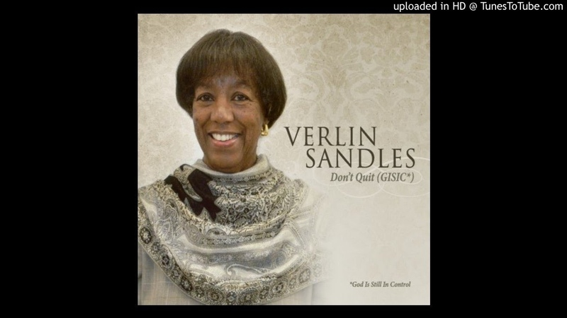 Verlin Sandles-To Be Free