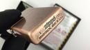 зажигалка Zippo Antique Copper 301FB