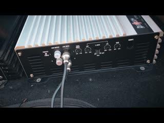 Жёсткий тест AMP «КАЛИБР»  от Miss_SPL