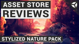 Asset Review: Stylized Nature Pack   Unity 3D