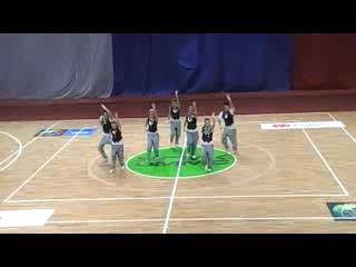 ЯросДАНС промо на кубке России по версии ФФАР 2010