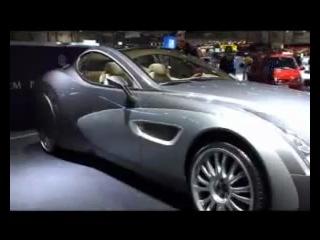 Руссо-Балт Импрешн...самый дорогой росийский автомобиль