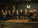 Folk Gyumri ensemble duduk players named of Levon Madoyan