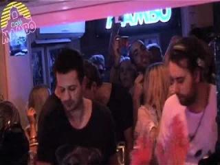 Sebastian Ingrosso & Dirty South SMASHING Cafe Mambo !!!