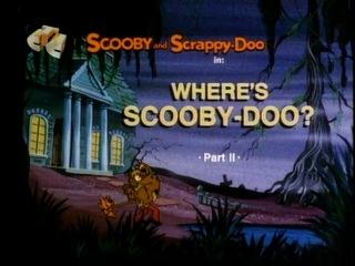 12 Where's Scooby Doo