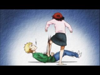 Danshi Koukousei no Nichijou / Повседневная жизнь старшеклассников 10 Серия DemonOFmooN & MezIdA
